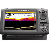 Lowrance Hook-7x Mid/High/DownScan™